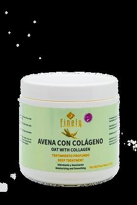 Tratamiento Avena con colágeno