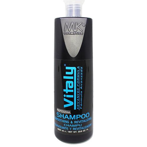 Shampoo VITALY Suavizante y Revitalizador