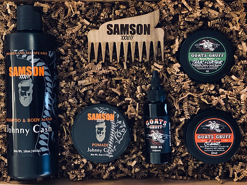 The Ultimate Swagger Men's Grooming Gift Set