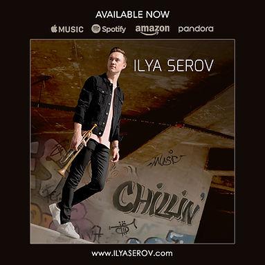 ILYA SEROV - Chillin - New single - Neo