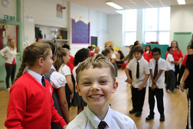 Drama workshops at St George's Primary S