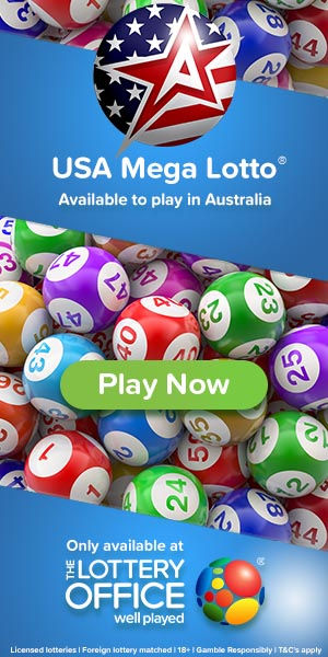 USA Mega Lotto
