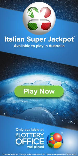 Italian Super Jackpot