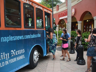 Parents' night out: Island Montessori heads out on 'tasting tour'