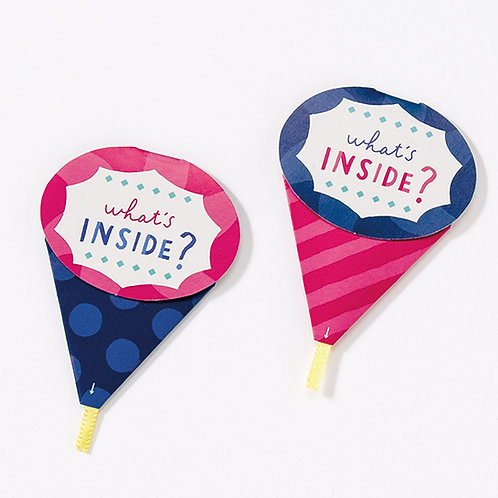 日本Surprise Factory Pop-up - Message Cracker