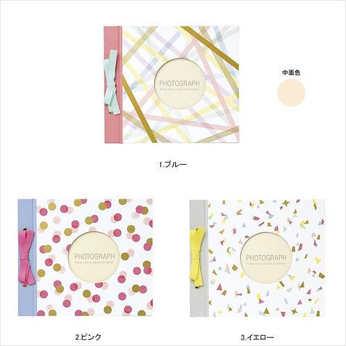 日本Mark's Decora Pop 活頁黏貼式相簿