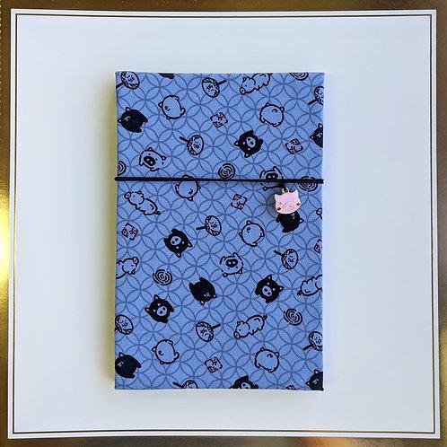 心廣豬胖 Chubby Piggy - 和風布藝相簿相簿 (外帶聖誕材料包)