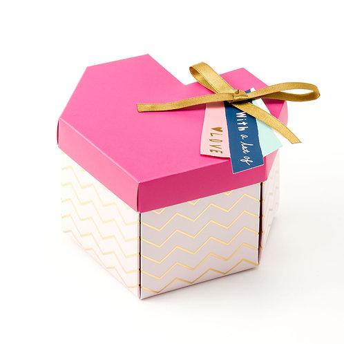 DIY(心型)爆炸盒放題 Heart Photobox Buffet