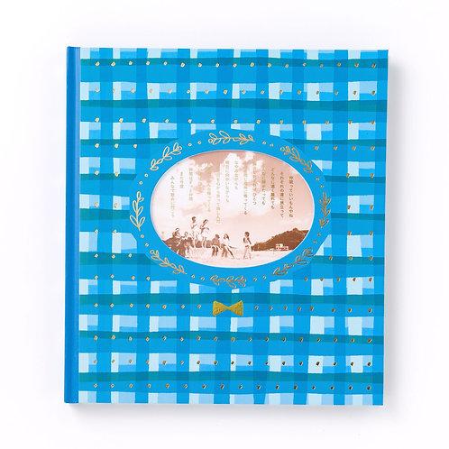 日本AIUEO 黏貼式相簿(大碼) - Precious Moments