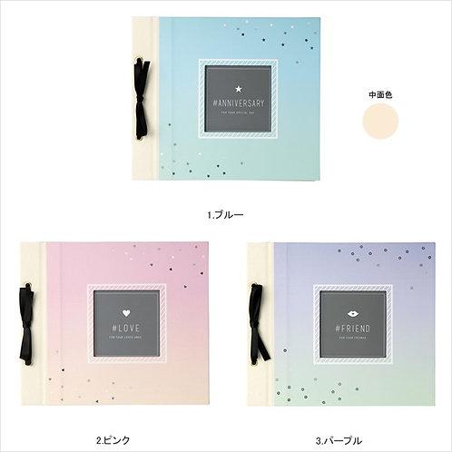 日本Mark's Starry 活頁黏貼式相簿