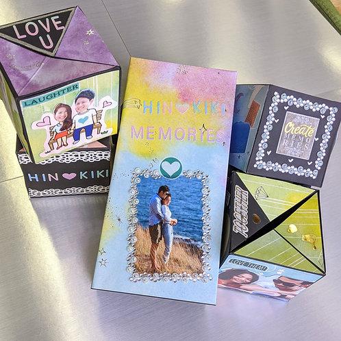 DIY外賣套裝-彈彈盒 Jumpies Box DIY Package