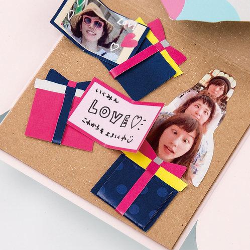 日本Surprise Factory Pop-up - Present minicard