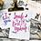 Thumbnail: Life Attitude - MoCard 10cm 和紙MT