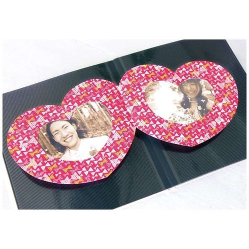 日本Iroha Album Pop-up - Love Hearts