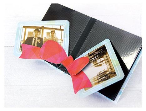 日本Iroha Album Pop-up - Classic Ribbon