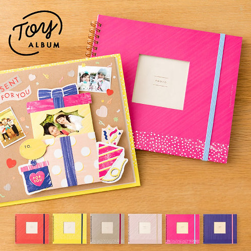 日本Iroha - Toy Album系列 鐵圈相簿
