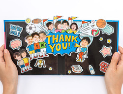 Thank You & Congrats 感謝恭賀