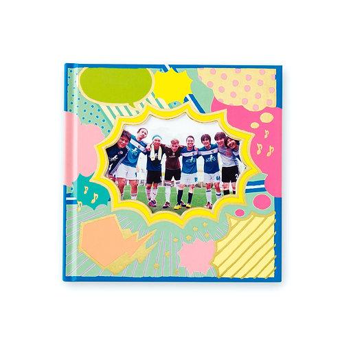 日本Kim Photobook 黏貼式相簿 - Congratulations