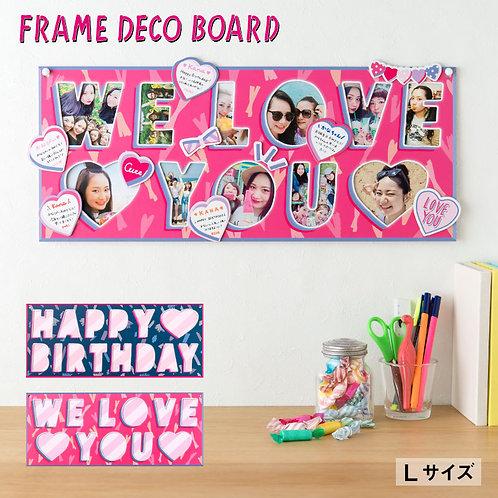 DIY主題板放題 Frame Deco Board Buffet