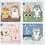 Thumbnail: Kitten Husky 布刺繡裝飾貼