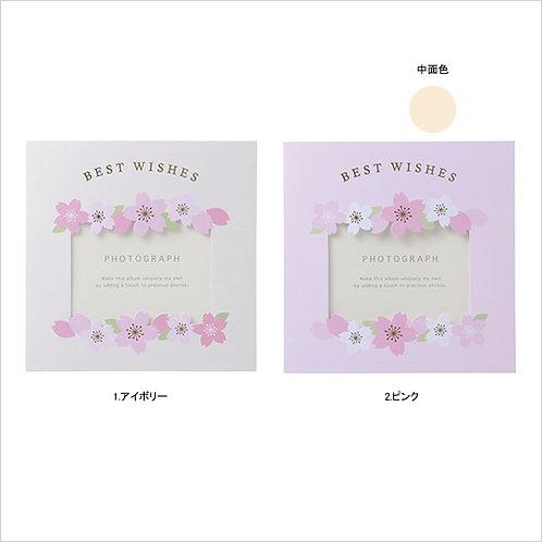 日本Mark's Sakura 櫻花相框卡