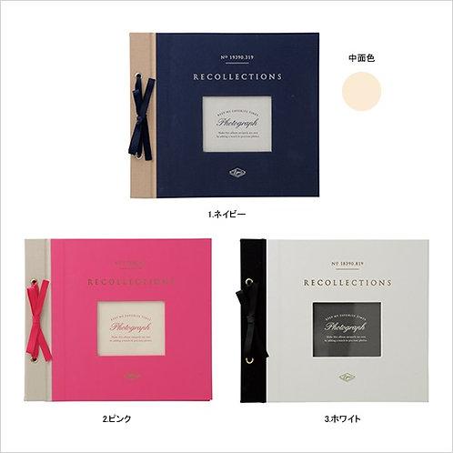 日本Mark's Chic 活頁黏貼式相簿