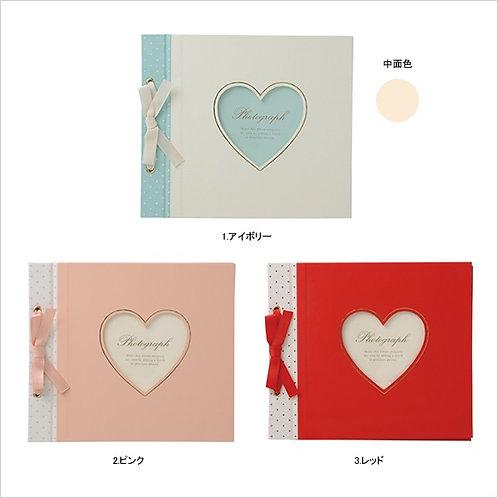日本Mark's In my Heart 活頁黏貼式相簿