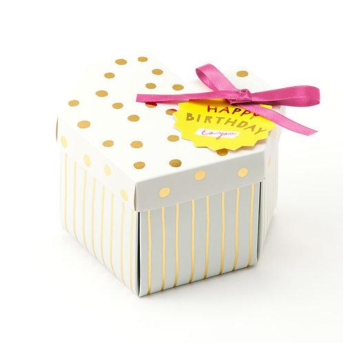 Surprise Factory - Surprise Box 心形爆炸盒 (Gold)