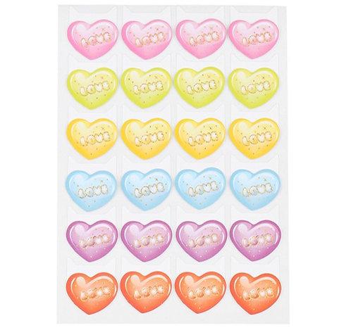 Jelly Beans Love 閃相角 (24枚入)