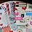 Thumbnail: Pink Paislee - Love Mail Diecut Deco 紙片裝飾