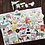 Thumbnail: Hello Love! Bits Diecut Stickers 貼紙  (70入)
