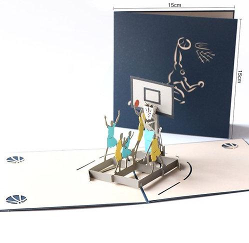 灌籃高手 Basketball Star 3D立體卡