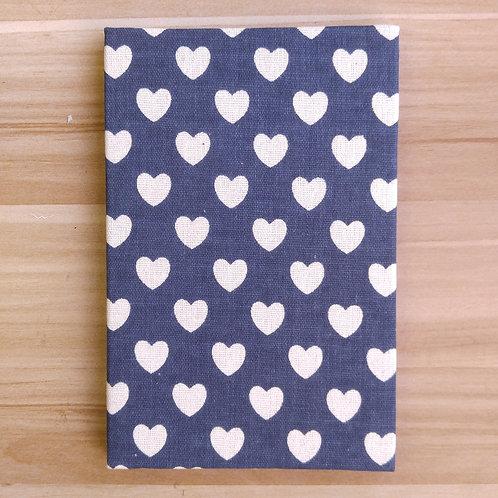 手工和風布藝相簿 - 幸運愛心 Lucky Hearts  (外帶生日主題材料包)