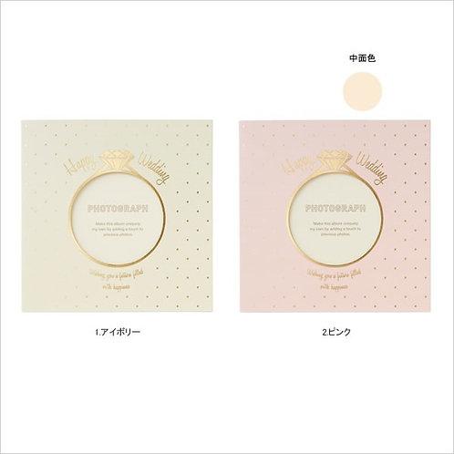 日本Mark's Wedding相框卡