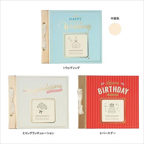 日本Mark's Special Day 活頁黏貼式相簿