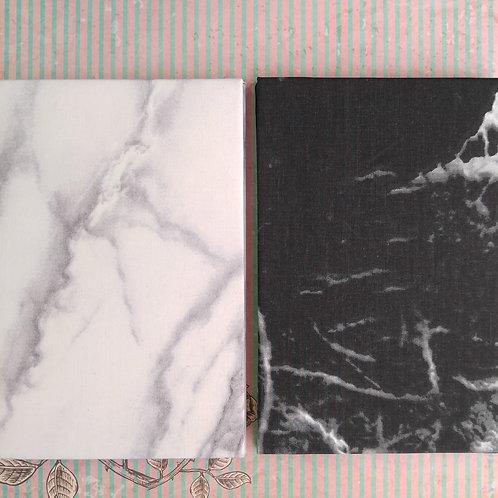 手工和風布藝相簿 - 雲石風 MarbleArt - DIY相簿放題