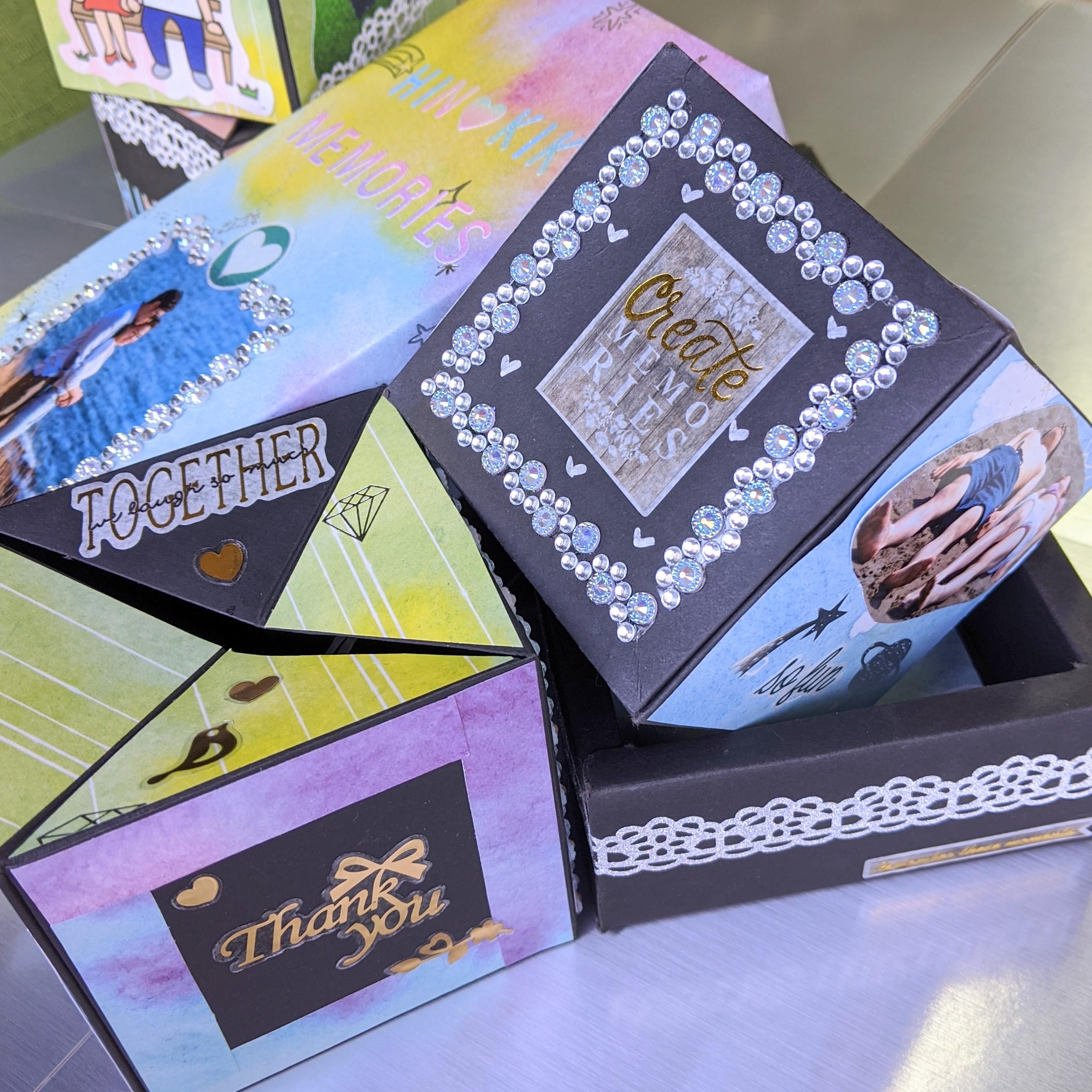 外賣DIY套裝 - 彈彈盒