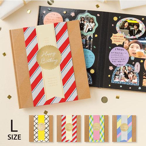 日本Iroha - Gift Wrapping 萬用相簿 (大碼 Size L)
