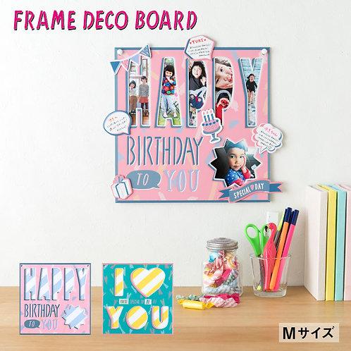 日本Iroha Frame Deco Board 相片卡 (M)