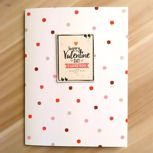 年年天天 Be my Valentine - 手作機關卡放題 DIY Card Buffet