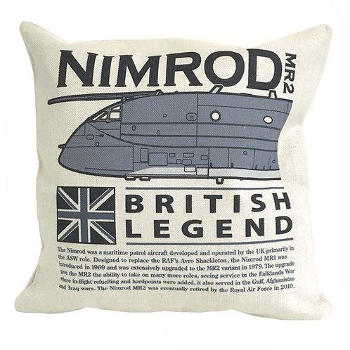 Hawker Siddeley Nimrod cushion