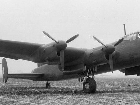 80th ANNIVERSARY OF THE AVRO LANCASTER'S FIRST FLIGHT