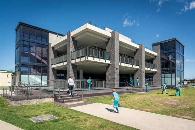 Bellfield College | Rossmore