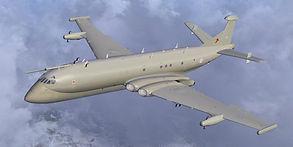 RAF_Hawker_Siddeley_Nimrod_package_for_F