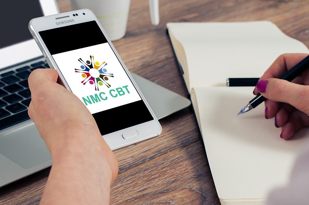 NMC CBT App