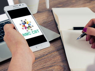 NMC CBT: Now Prepare Yourself For The UK NMC CBT From Anywhere!