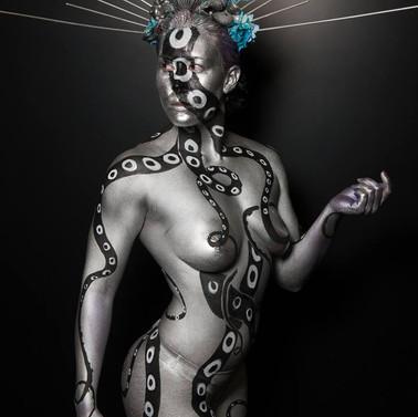 Bodypaint Model IMATS