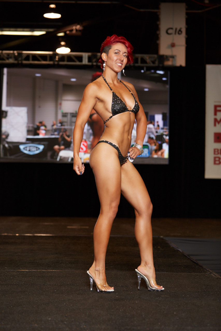 Fit Expo Model Search bikini