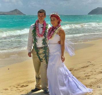 Hawaii Day 5: Wedding Day!