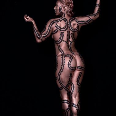 Bodypaint Model Steampunk